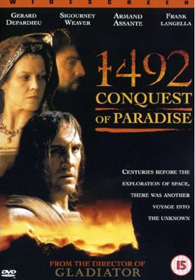 1492 La conquista del paraíso