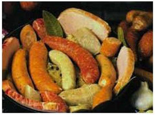 Smoked Chourico Sausage 3