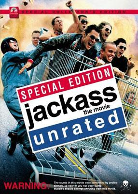 Jackass Cara-De-Pau - O Filme