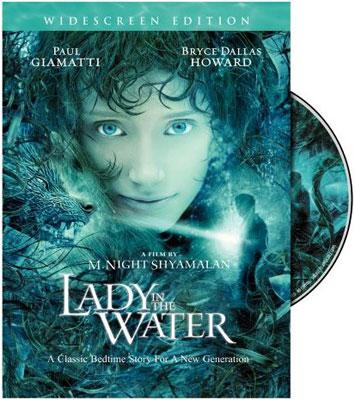 A Dama na Água