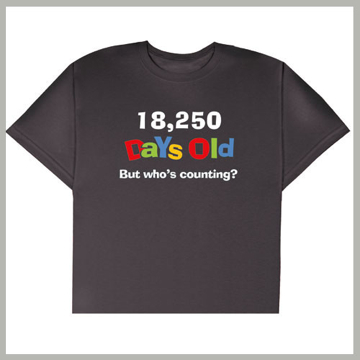 Fun Birthday T-Shirts